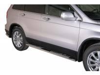 Овални дизайнерски степенки Misutonida за Honda CR-V 2010-2012