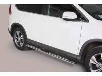 Овални дизайнерски степенки Misutonida за Honda CR-V след 2012 година