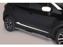 Овални дизайнерски степенки Misutonida за Renault Captur след 2013 година