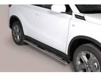 Овални дизайнерски степенки Misutonida за Suzuki Vitara след 2015 година
