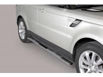 Овални дизайнерски степенки Misutonida за Land Rover Range Rover Sport след 2014 година
