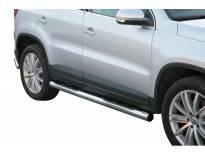 Степенки Misutonida със стъпала за VW Tiguan 2008-2011