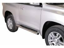 Степенки Misutonida със стъпала за Toyota Land Cruiser 150 3 врати след 2009 година