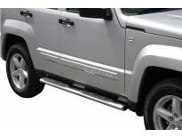 Овални степенки Misutonida със стъпала за Jeep Cherokee след 2008 година
