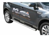 Овални степенки Misutonida със стъпала за Ford Kuga 2008-2012