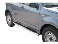 Овални степенки Misutonida със стъпала за Daihatsu Terios CX/SX след 2009 година