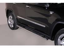 Овални степенки Misutonida със стъпала за Jeep Grand Cherokee след 2011 година