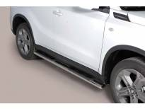 Овални степенки Misutonida със стъпала за Suzuki Vitara след 2015 година