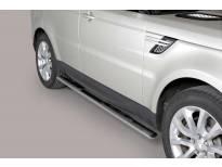 Овални степенки Misutonida със стъпала за Land Rover Range Rover Sport след 2014 година
