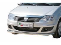 Ролбар Misutonida по цялата дължина на бронята за Dacia Logan MCV след 2009 година