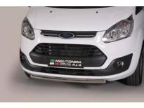 Ролбар Misutonida по цялата дължина на бронята за Ford Transit Custom L1 - L2 след 2013 година