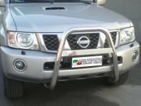 Висок ролбар Misutonida за Nissan Patrol GR след 2005 година