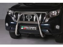 Висок ролбар Misutonida за Toyota Land Cruiser 150 3 врати след 2009 година