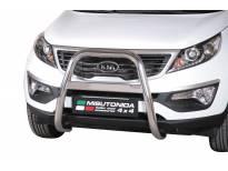 Висок ролбар Misutonida за KIA Sportage след 2010 година