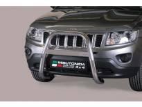 Висок ролбар Misutonida за Jeep Compass след 2011 година