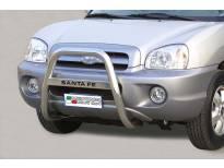 Висок ролбар Misutonida с лого за Hyundai Santa Fe 2000-2006