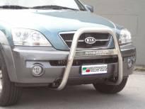 Висок ролбар Misutonida с лого за KIA Sorento 2002-2006