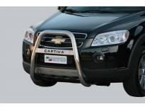 Висок ролбар Misutonida с лого за Chevrolet Captiva 2006-2010
