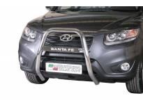 Висок ролбар Misutonida с лого за Hyundai Santa Fe 2010-2012