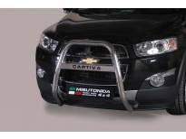 Висок ролбар Misutonida с лого за Chevrolet Captiva след 2011 година