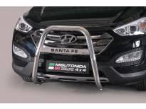 Висок ролбар Misutonida с лого за Hyundai Santa Fe след 2012 година