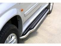 Степенки Misutonida за Suzuki Grand Vitara XL7 2004-2008