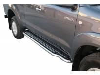 Степенки Misutonida за Toyota Hilux екстра кабина след 2006 година