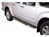Степенки Misutonida за Nissan Pick Up Navara двойна кабина 2010-2015