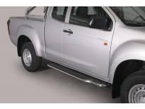 Степенки Misutonida за Isuzu D-Max единична кабина след 2012 година