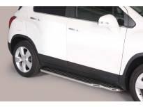 Степенки Misutonida за Chevrolet Trax след 2013 година