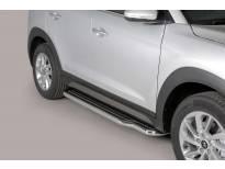Степенки Misutonida за Hyundai Tucson след 2015 година