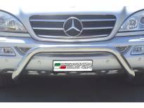 Супер ролбар Misutonida за Mercedes ML W163 270/400 CDI 2002-2005