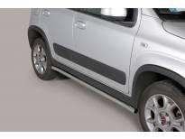 Странични протектори Misutonida за Fiat Panda 4X4 след 2013 година/Panda след 2013 година