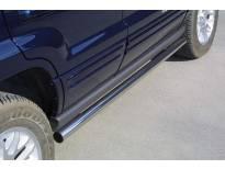 Странични протектори Misutonida за Jeep Gran Cherokee TD/4.7 1999-2004