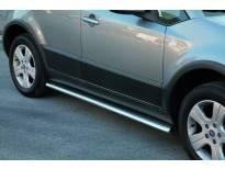 Овални Странични протектори Misutonida за Fiat Sedici след 2006 година