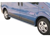 Овални Странични протектори Misutonida за Opel Vivaro след 2008 година