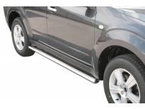 Овални Странични протектори Misutonida за Subaru Forester след 2008 година