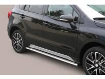 Овални Странични протектори Misutonida за Suzuki SX4 S-cross след 2013 година