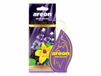 Ароматизатор Areon тип Mon с аромат на лавандула, ванилия и пачули