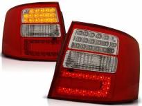 Комплект тунинг LED стопове за Audi A6 05.1997-05.2004 комби , ляв и десен