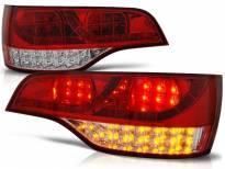 Комплект тунинг LED стопове за Audi Q7 2006-2009 , ляв и десен