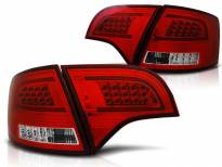 Комплект тунинг LED стопове за Audi A4 B7 11.2004-03.2008 комби , ляв и десен