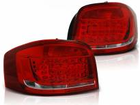 Комплект тунинг LED стопове за Audi A3 2008-2012 3 врати, хечбек , ляв и десен