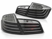 Комплект тунинг LED стопове за BMW серия 5 F10 2010-07.2013 с бяла основа , ляв и десен