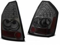 Комплект тунинг LED стопове за Chrysler 300C 2005-2008 опушени , ляв и десен