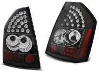 Комплект тунинг LED стопове за Chrysler 300C/300 2009-2010 с черна основа , ляв и десен