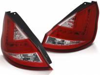 Комплект тунинг LED стопове за Ford FIESTA MK7 2012-2015 хечбек , ляв и десен