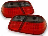 Комплект тунинг LED стопове за Mercedes CLK W208 03.1997-04.2002 купе/кабрио , ляв и десен