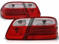Комплект тунинг LED стопове за Mercedes W210 E-класа 1995-03.2002 седан , ляв и десен