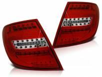 Комплект тунинг LED стопове за Mercedes C-класа W204 2007-2010 комби , ляв и десен